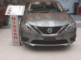 Nissan Sentra 1.8 Sense Mt 2019 Planes Financiamiento Estren