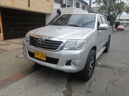 Toyota Hilux 2.500 Cc 4x4