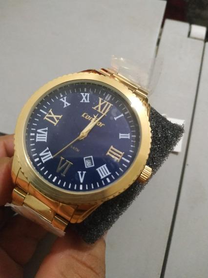 Relógio Masculino Condor A Prova Dágua 50m Preço Promocional