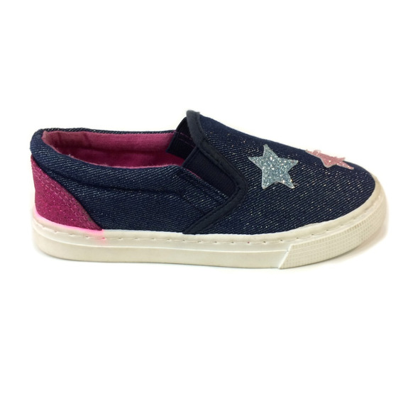 Zapatos Actitud Originales Para Niñas - Ac160718b - Navy