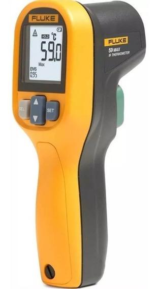 Termômetro Digital Infravermelho -30°c A 350°c 59max - Fluke