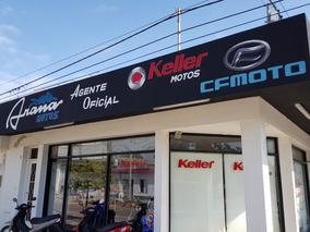 Keller Cronos 110 Concesionario Oficial Cfmoto - Keller