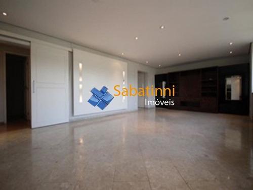 Imagem 1 de 11 de Apartamento A Venda Em Sp Higienópolis - Ap04805 - 69452500