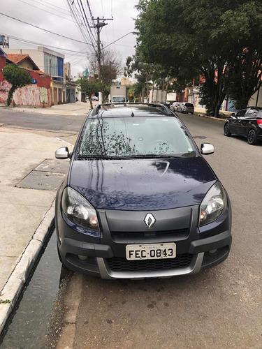 Imagem 1 de 5 de Renault Sandero 2013 1.6 16v Privilège Hi-flex Aut. 5p