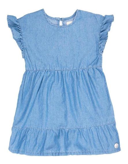 Vestido Arelie Celeste 4kids