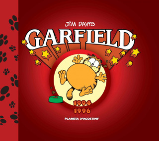 Garfield 1994-1996 Nº 09 De Jim Davis - Comics