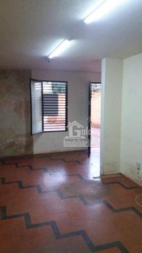 Casa Para Alugar, 75 M² Por R$ 1.500,00/mês - Jardim Sumaré - Ribeirão Preto/sp - Ca1248
