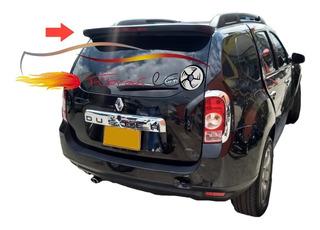 Spoiler Renault Duster Incluye Tercer Stop