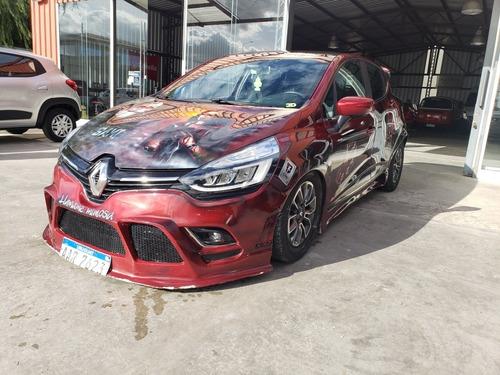 Renault Clio 2018 0.9 Iv Fase Ii Turbo Dynamique