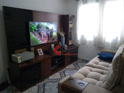 Apartamento Com 2 Dormitórios À Venda, 58 M² Por R$ 195.000 - Jardim Irajá - São Bernardo Do Campo/sp - Ap2705
