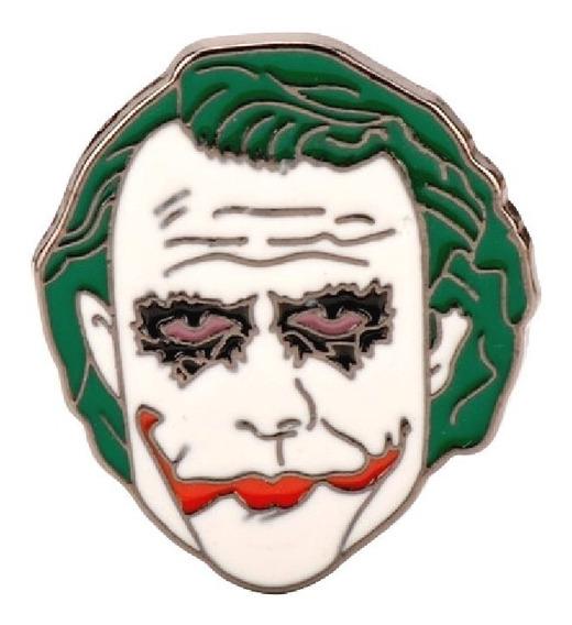 Pin Joker - Guasón Acertijo Batman Dc Comics Broche Marvel