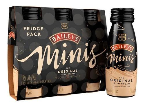 Tripack Mini Baileys Original   100ml - mL a $122