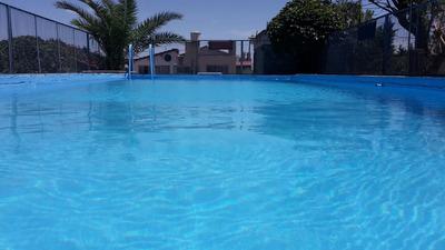 Casa Quinta C/pileta Parque Quincho Y Casa Huesped C/muebles