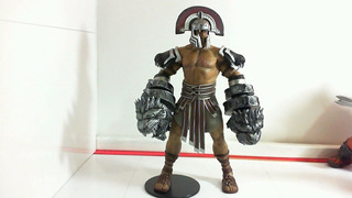 Dr.veneno God Of War Hercules Aprox 20 Cm Loose