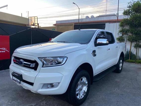 Ford Ranger 2018 2.3 Xlt Gasolina Mt