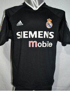 Camiseta Del Real Madrid, adidas, 2004