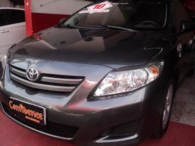 Toyota Corolla Gli 1.8 Automatico 2010 $37990,00 Completo