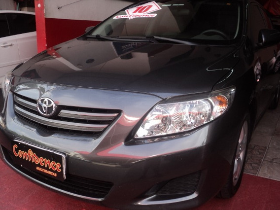 Toyota Corolla Gli 1.8 Automatico 2010 $35990,00 Completo