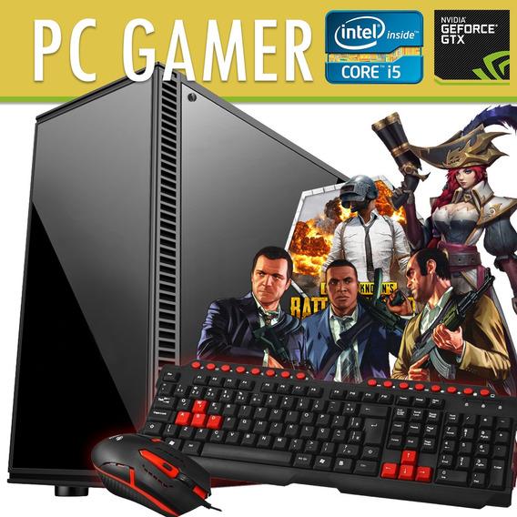 Pc Gamer Core I5, Gtx 1050 2 Gb. 8 Gb Ram, 500 Hd Qualidade