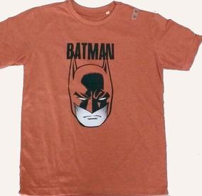 Camisa Infantil Batman Masculina