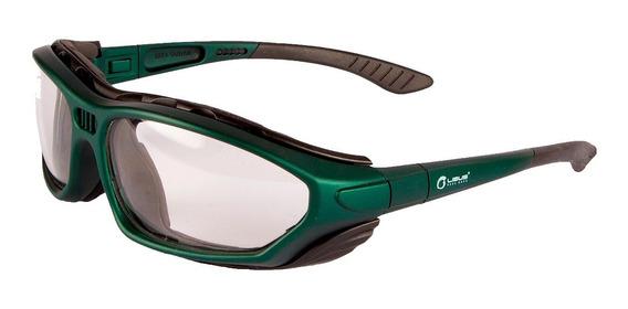 Antiparra Anteojos Proteccion Ocular Seguridad Libus Dual