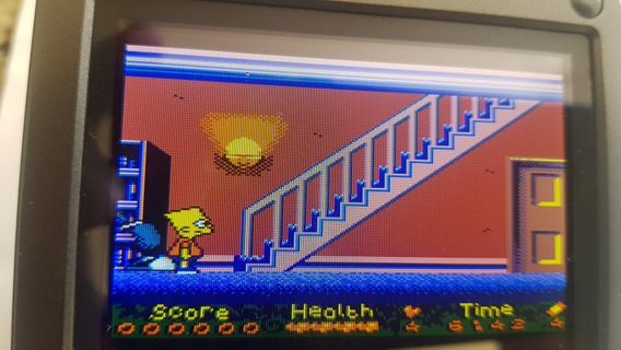The Simpsons Night Of Living / The House Of Horror Gb