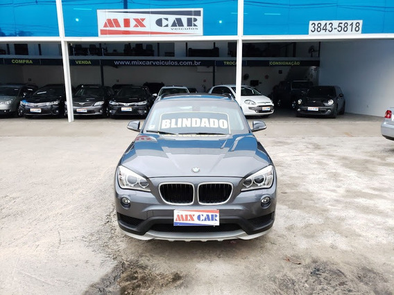 Bmw X1 Sdrive Gp Blindado 2015 2.0 Turbo Activeflex Novissim