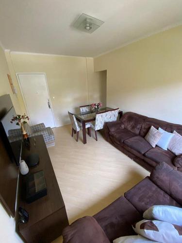Imagem 1 de 30 de Apartamento No Bairro Vila Alzira - Santo André-sp - 3405