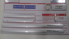 Cod.98550890 Kit Friso Lateral Tracker Original Gm