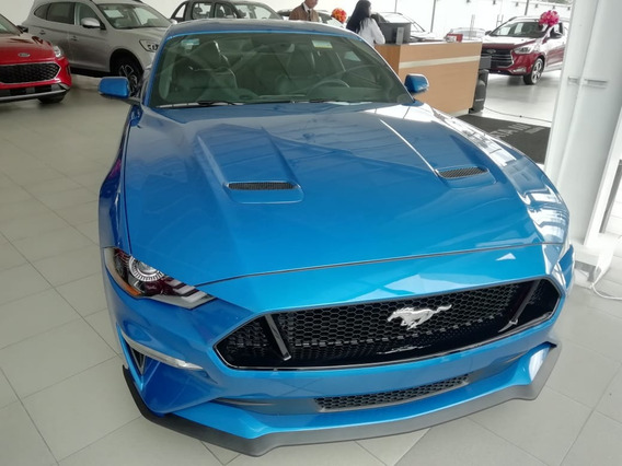 Ford Mustang V8 Ta 2020