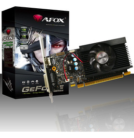 Placa De Vídeo Afox Geforce Gt1030 2gb Ddr5 64 Bits - Af1030