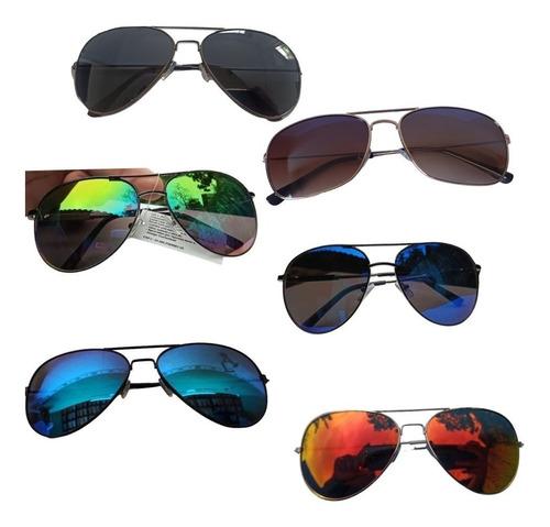 Imagem 1 de 10 de Oculos De Sol Masculino Com Proteção Uva E Uvb Original