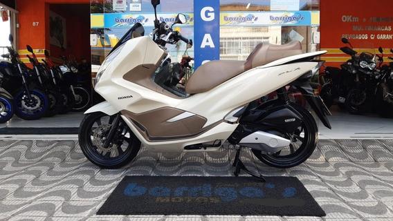 Nova Pcx Dlx 150 Abs 2019 Branca Garantia De Fábrica