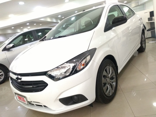 Chevrolet Onix Joy Black 0km 2021 Stock Permuto Financio Pd