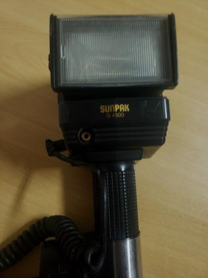 Flash Sunpak Auto 4500