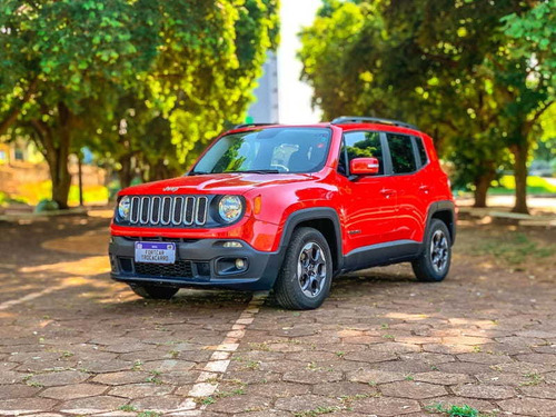 Imagem 1 de 11 de Jeep Renegade Sport At