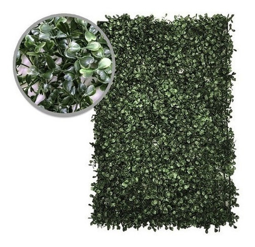 Jardin Vertical Artificial Pasto 40x60 Ecológicico 4060-1