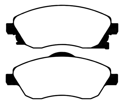 Pastilla Freno Chevrolet Corsa 2000