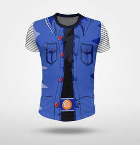 Remera Dragon Ball Androide 18