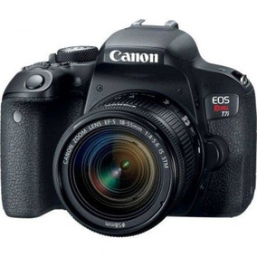 Camera Canon Eos Rebel T7i Kit 18-55mm Is Stm