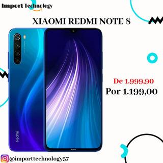 Xiaomi Redmi Note 8 Aqui Linktr.ee/importtech57