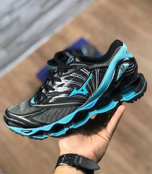 Tênis Masculino E Feminino Mizuno Wave Pro 8 Liquidação