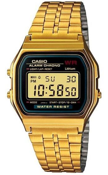Relógio Casio Vintage A159wgea-1df C/ Nota Fiscal