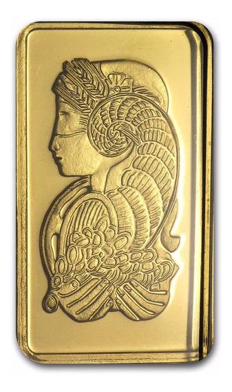 Robmar-lingote En Oro La Diosa De 2,5 G.sellada Certificada
