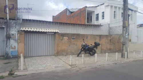 Casa Com 3 Dormitórios À Venda, 127 M² Por R$ 390.000,00 - Cajazeiras - Fortaleza/ce - Ca3116