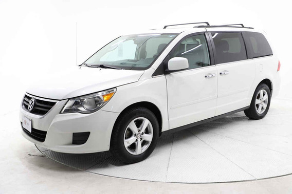 Volkswagen Routan 2012 5p Exclusive Tiptronic