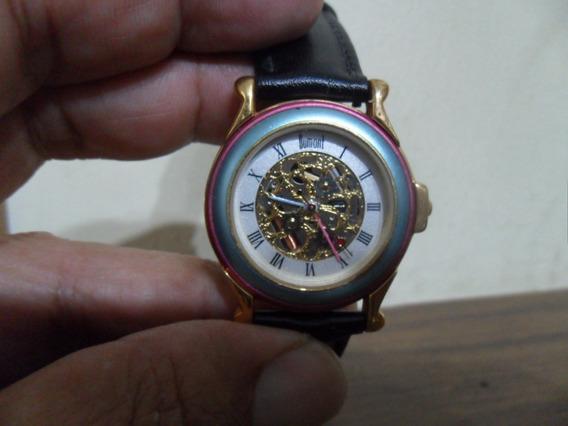 Relógio Dumont Dx21085 Feminino 37mm Pulseira Nova