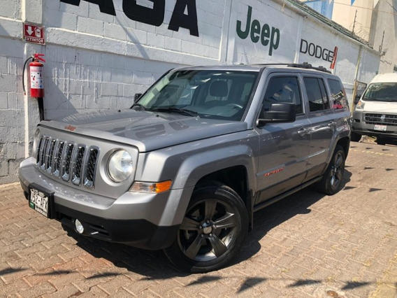Jeep Patriot 5p Latitude Cvt Dvd