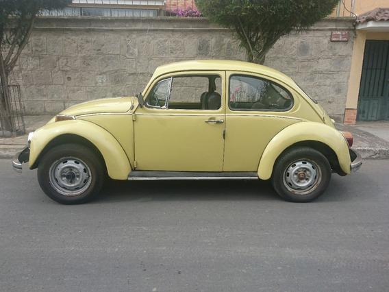 Volkswagen Escarabajo 1974 Negociable!!!!