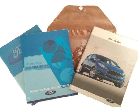 Manual Do Veículo- Ford New Fiesta - Edição Setembro/2013